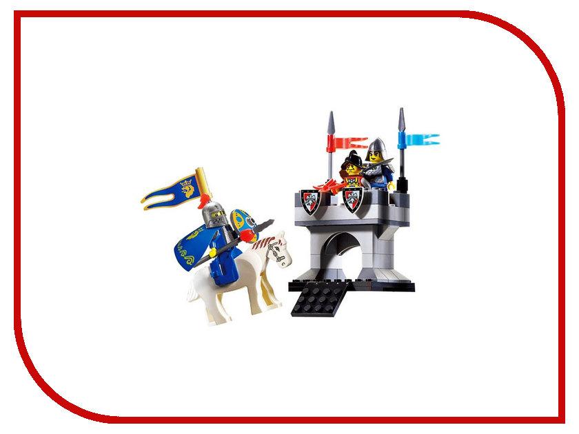 Конструктор Enlighten Brick Рыцари 1015 Сигнальная башня 77 дет. 187762 конструктор enlighten brick город 111 центр спасения мчс г13594