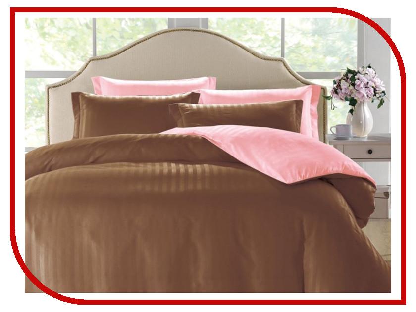 Постельное белье Эго Мурсия Комплект Евро Полисатин Э-2049-03 постельное белье эго комплект 1 5 спальный полисатин