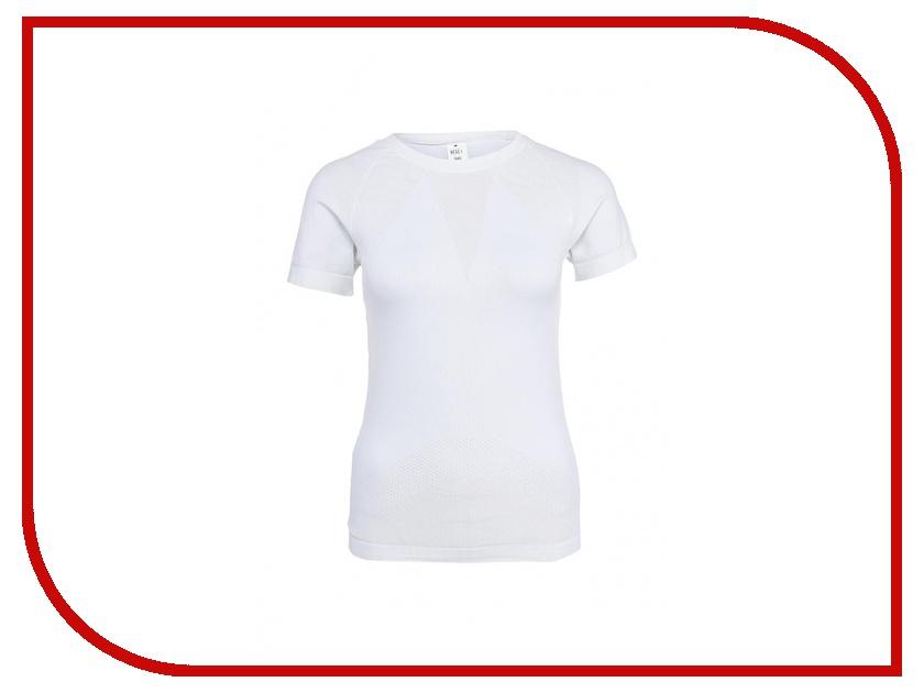 Футболка Scala 9407 Спортивная Размер S-M (40-44) White UN001 от Pleer