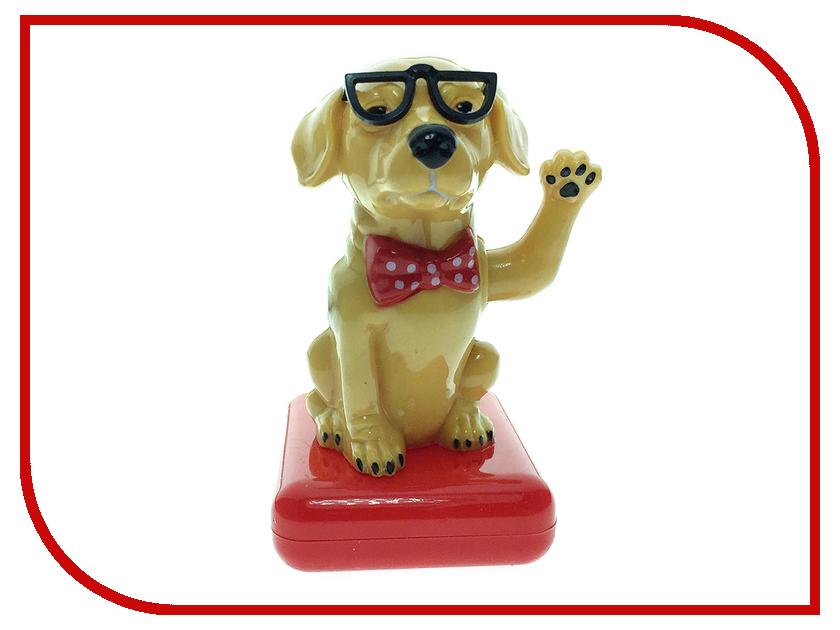 Новогодний сувенир Espada Счастливая собака E-SBD