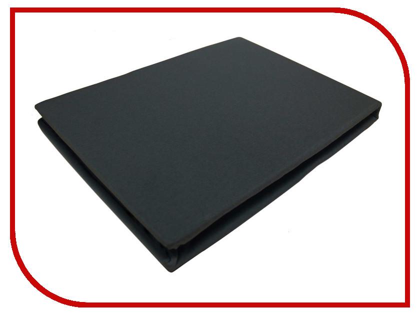 Простынь Эго Трикотаж на резинке 90x200 Black Э-ПР-01-15