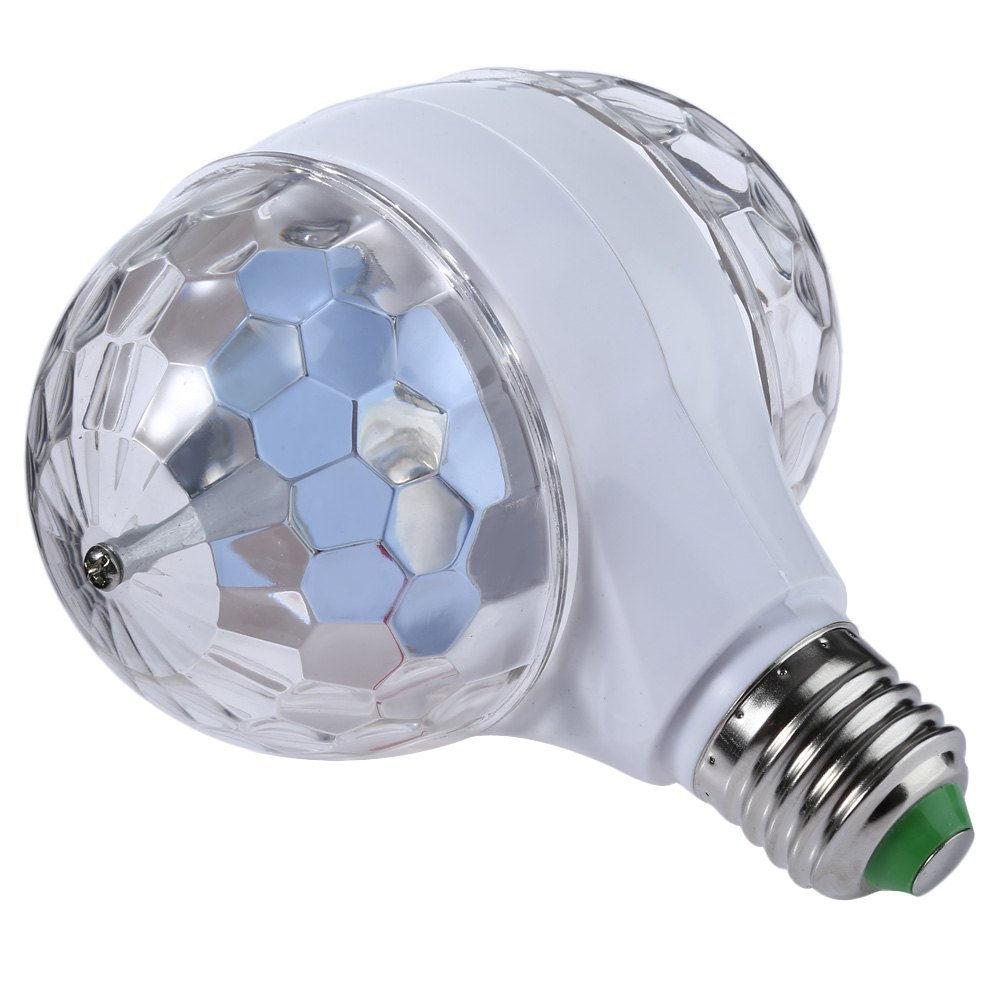 Светодиодная диско лампа Espada E-ED27-6W