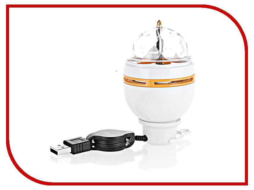 Фото Светильник Светодиодная диско лампа Espada EDU075mLED