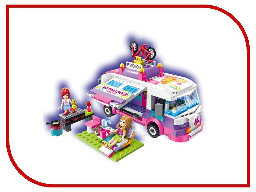 Конструктор Enlighten Brick Cherry 2004 Микроавтобус для пикников 319 дет. 233253 конструктор enlighten brick город 1129 свадебная церемония 632 дет 202926