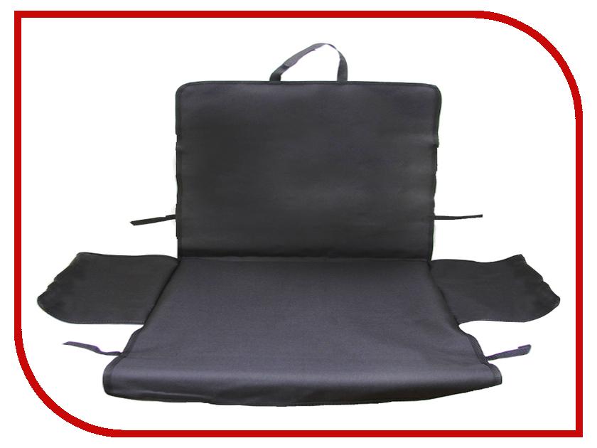 Накидка защитная на сиденье WIIIX ZAN-ANM-BIG-RU экран на спинку кресла кикмат wiiix zan fs 2k ru
