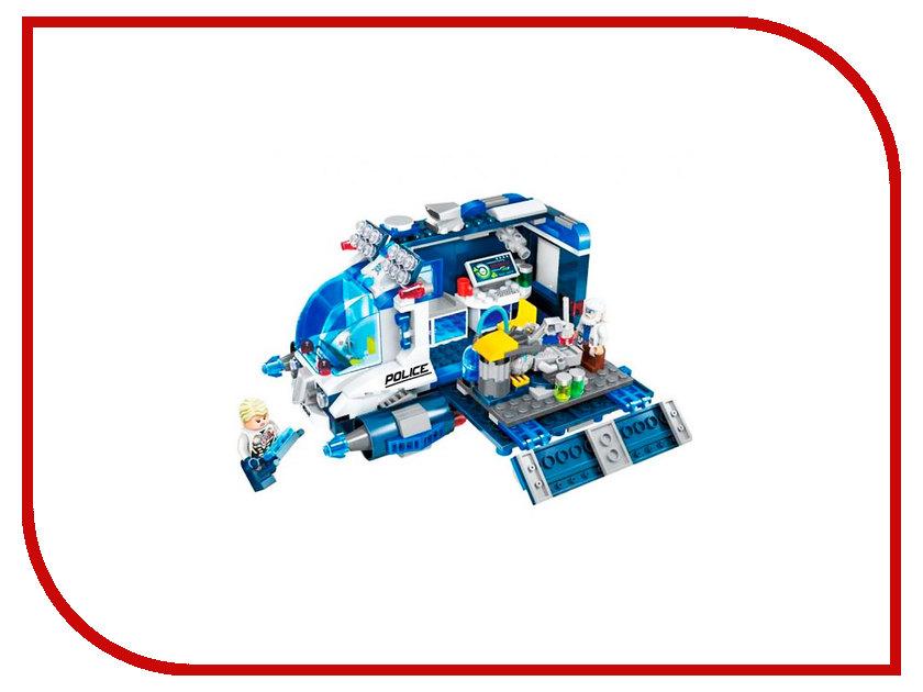 Конструктор Enlighten Brick Космическое приключение 1612 337 дет. 228777 конструктор enlighten brick каток c1104 1104