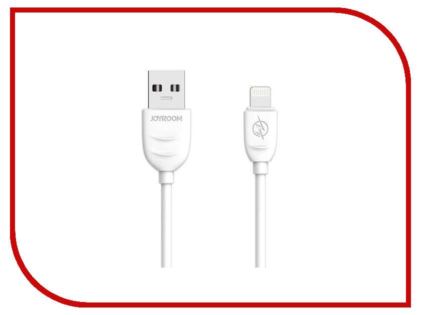 Аксессуар JoyRoom Young S116i USB - Lightning White аксессуар joyroom s q1i usb lightning silver