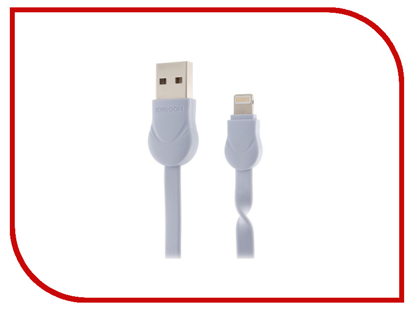 Аксессуар JoyRoom Waves S-L121i USB - Lightning Purple