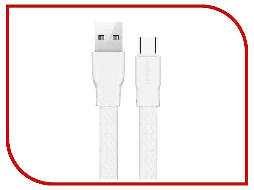 Аксессуар JoyRoom Titan S-L127a USB - Type-C White titan tfd 12025l12s
