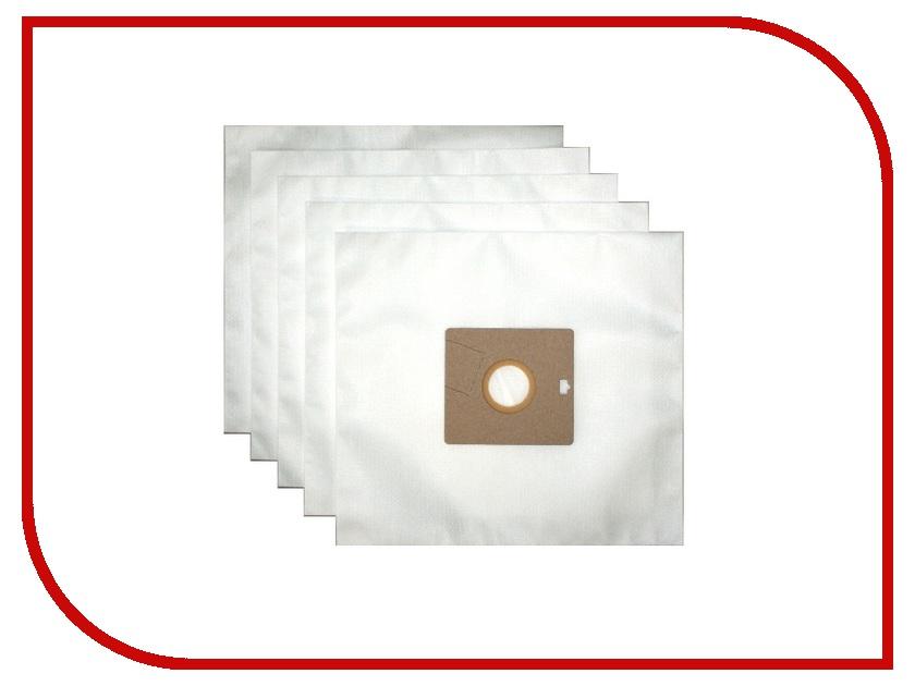 купить Мешки-пылесборники Maxx Power M3 5шт синтетические для Samsung VP77 по цене 135 рублей