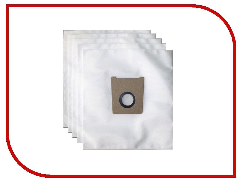 купить Мешки-пылесборники Maxx Power M5 5шт синтетические для Bosch / Siemens Typ G по цене 136 рублей