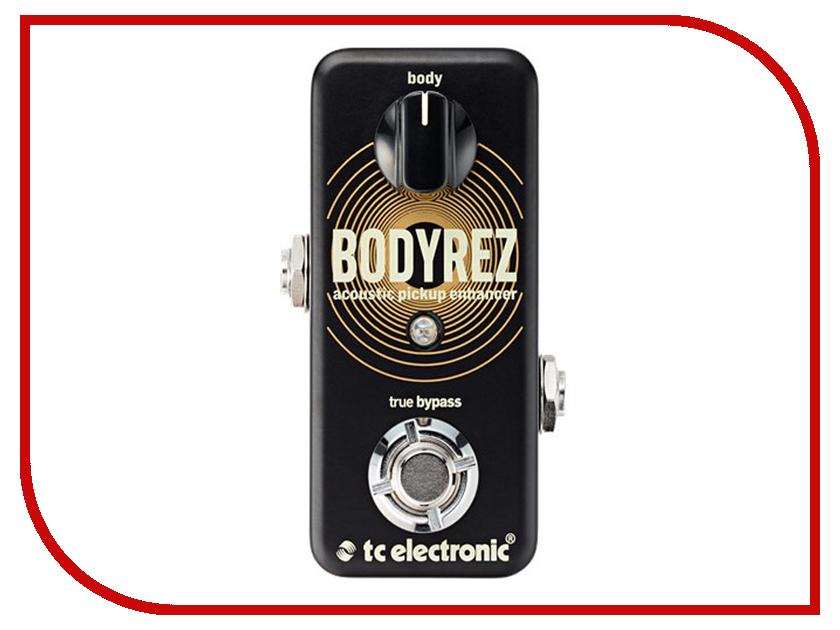 Педаль TC Electronic BodyRez tc helicon voicelive купить