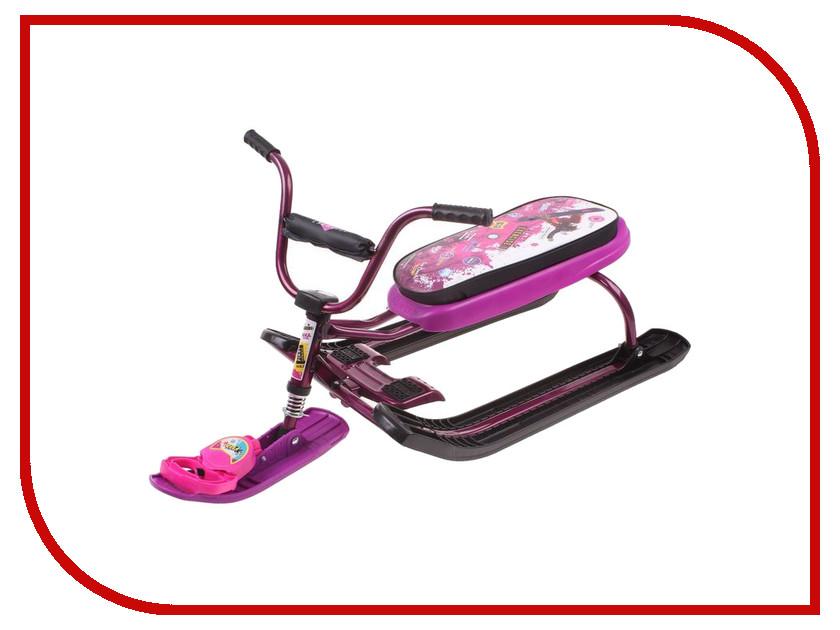 Снегокат Nika Джамп Pink 1226360 игра nika алина pink ка2 р