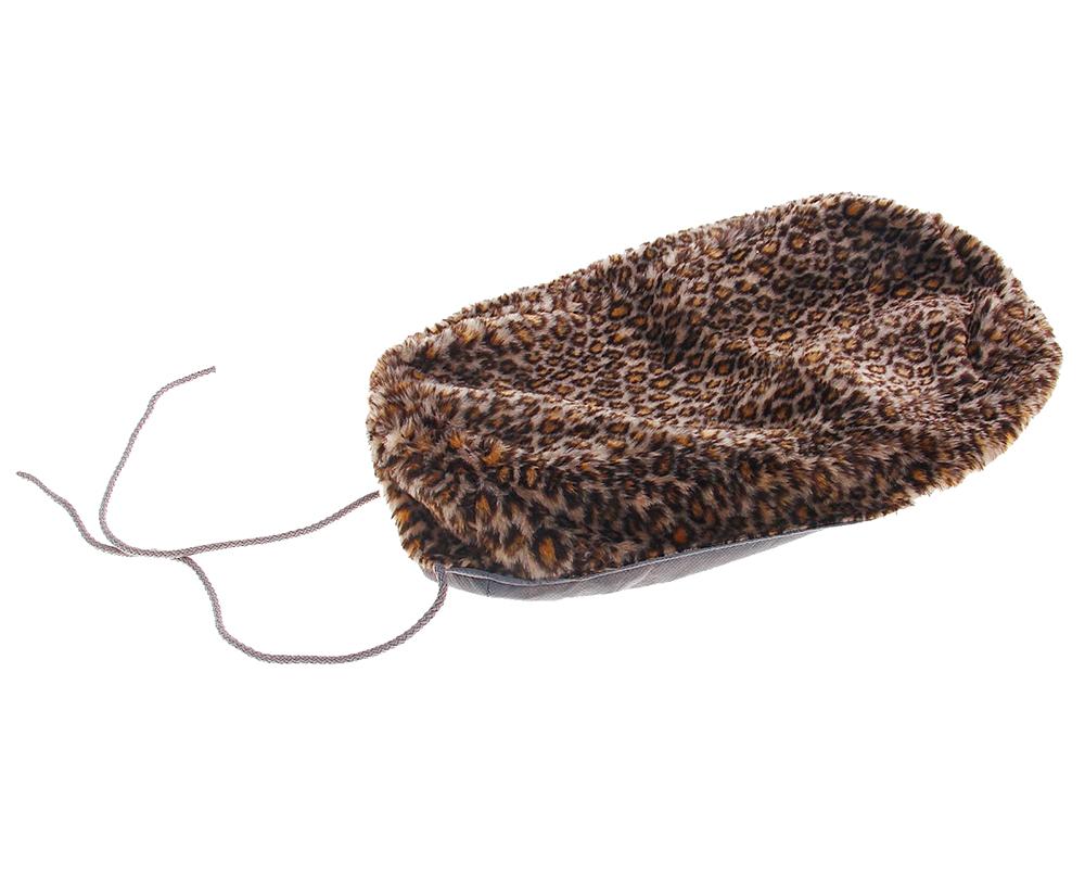 Чехол на сиденье снегоката СИМА-ЛЕНД Леопард 885364