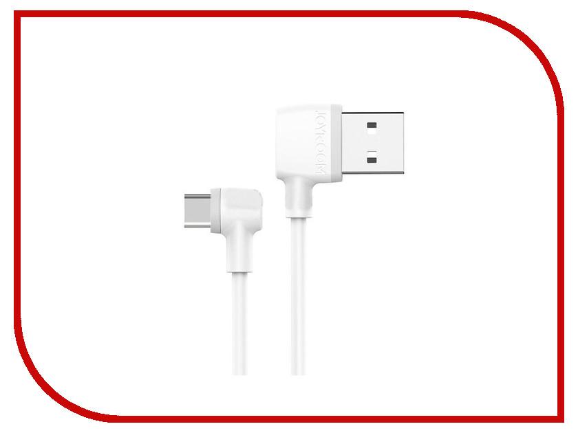 Фото Аксессуар JoyRoom Joyful S-L126a USB - Type-C White