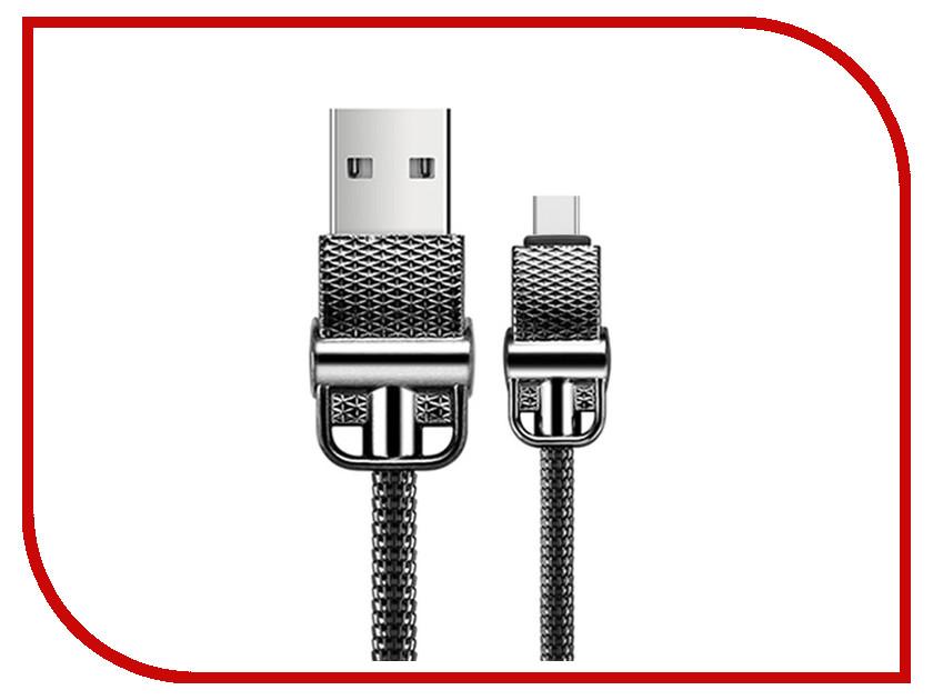 Аксессуар JoyRoom Jess S-M336a USB - Type-C Silver аксессуар joyroom s q1i usb lightning silver
