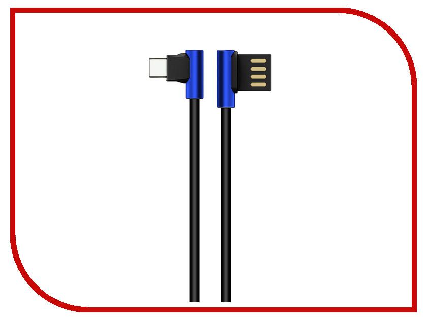 Аксессуар JoyRoom Enjoy S-M341a USB - Type-C Black аксессуар joyroom s q1i usb lightning black