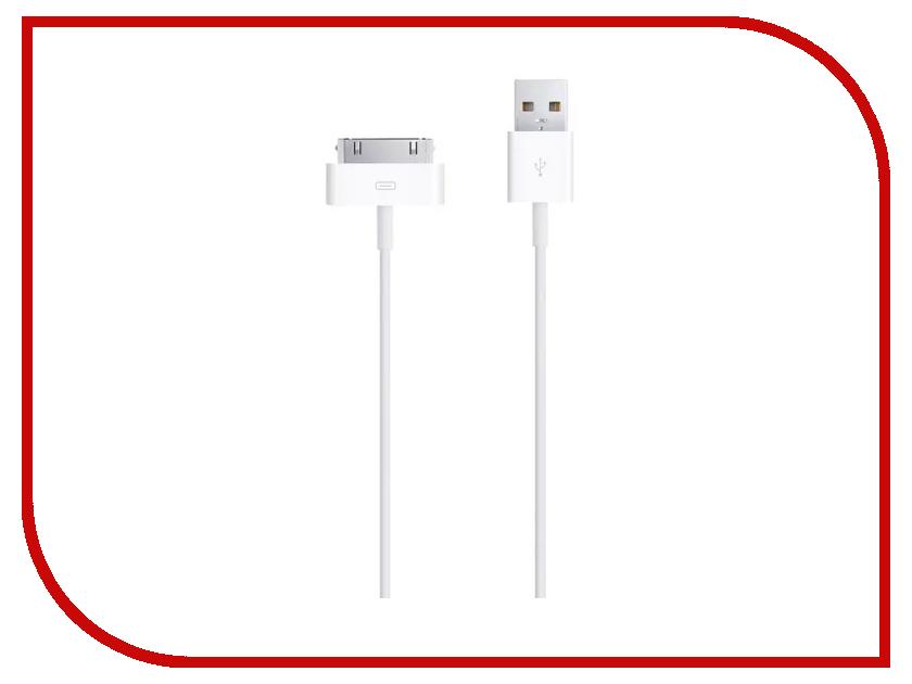 Аксессуар Smarterra STR-A30P-001 USB - 30-pin 1m White STRA30P001WT