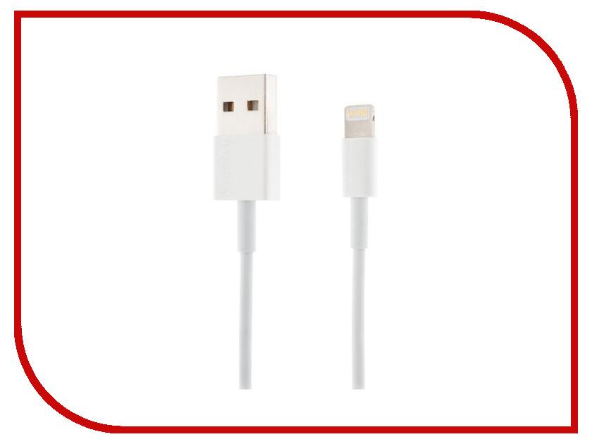 Аксессуар JoyRoom Original S113i USB - Lightning White аксессуар joyroom s q1i usb lightning silver