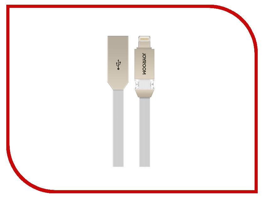 Аксессуар JoyRoom Crystal S-M337i USB - Lightning Silver