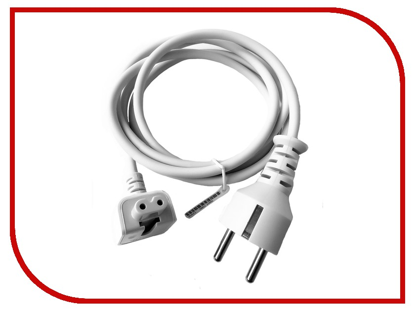 Кабель-удлинитель Palmexx для адаптера питания Magsafe White PA-CABL-MS-WH
