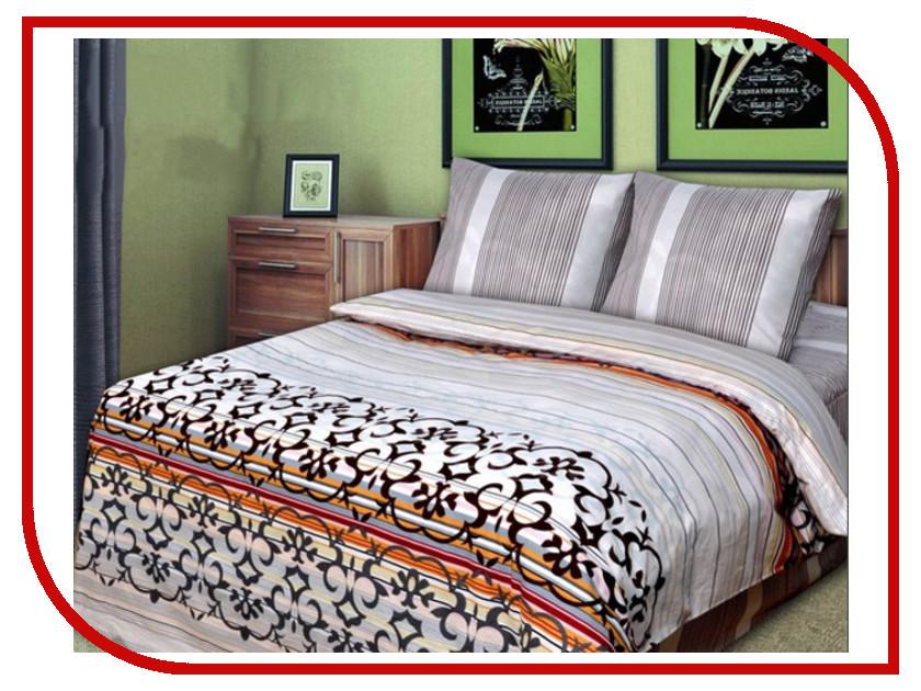 Постельное белье Хлопковый Рай Восточные кружева Комплект 2 спальный Бязь