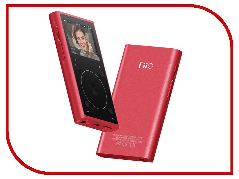 цена на Плеер Fiio X1 II Red