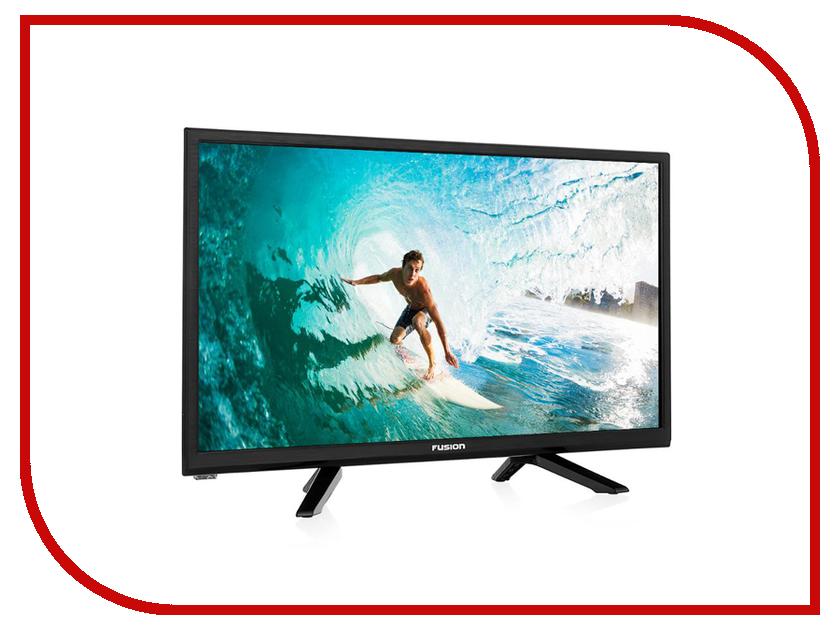 Телевизор Fusion FLTV-24B100T телевизор fusion fltv 24h100 черный
