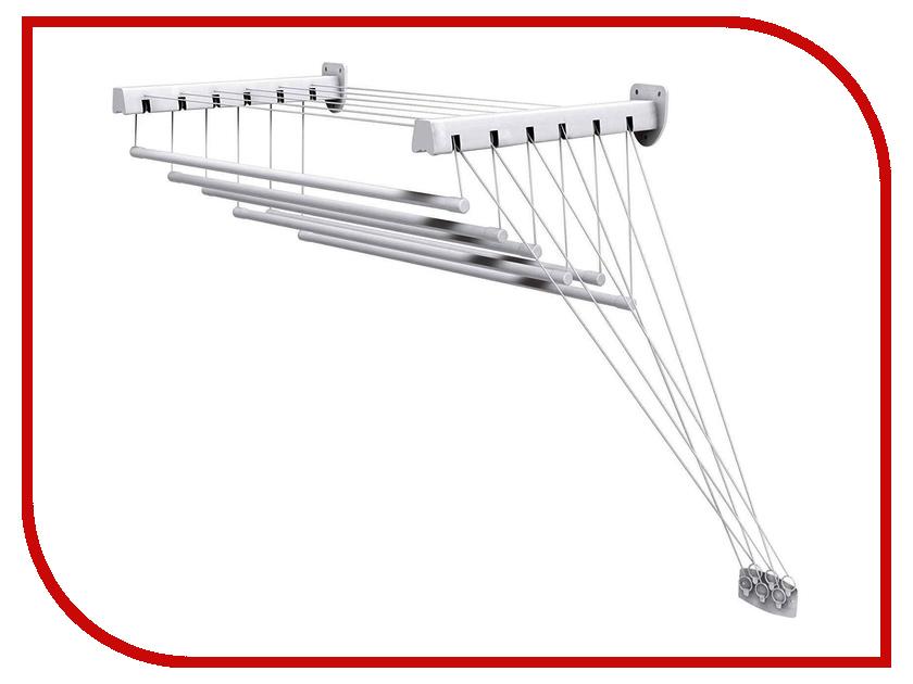 Сушилка для белья Gimi Lift 220 сушилка для белья gimi lift 120 настенно потолочная