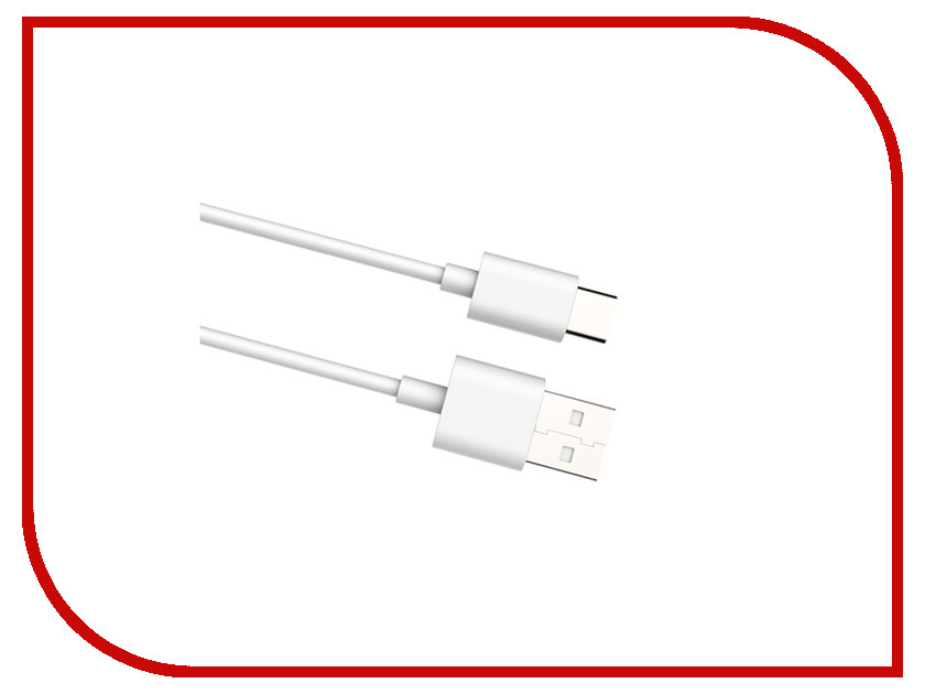 Аксессуар Mobiledata USB 3.1 Type-C - USB 2.0 (A-A) 1.0m White TC-W-1.0 аксессуар iqfuture usb type c usb type a 1m iq usb3 0 typec a black 100437