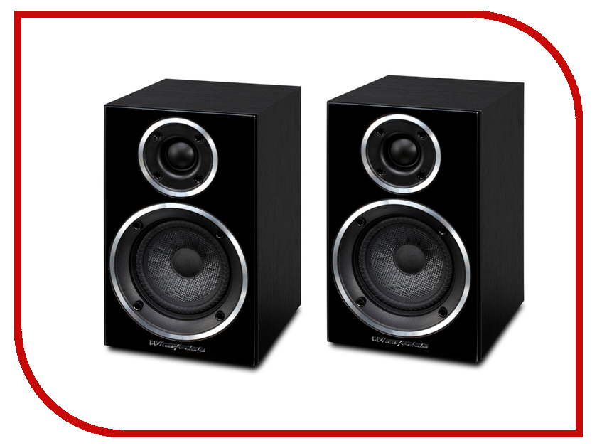 Колонки Wharfedale Diamond 210 2шт Black Wood black diamond палки телескопические black diamond ergo cork
