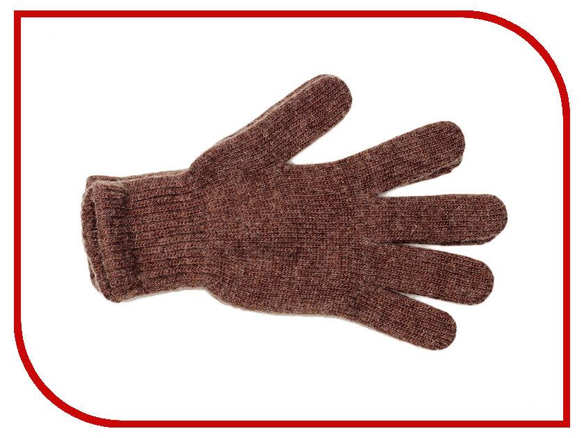 Перчатки BG Yak Wool р.L Brown 924149