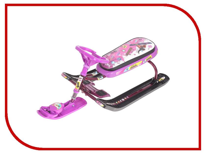 Снегокат Nika Тимка спорт 5 Pink-Lilac 1625812 игра nika алина pink ка2 р