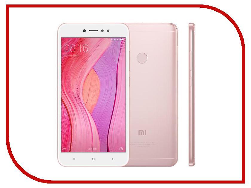 Сотовый телефон Xiaomi Redmi Note 5A Prime 3Gb RAM 32Gb Rose Gold