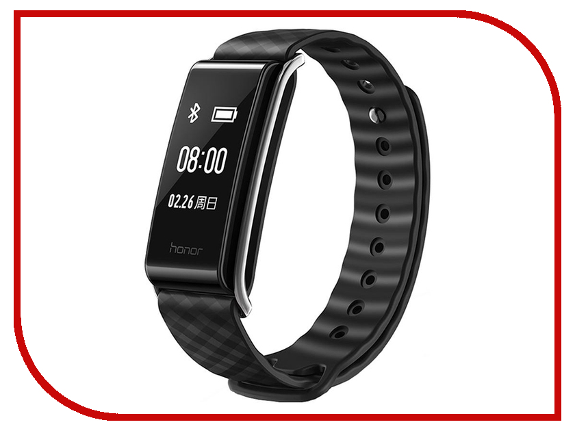 Умный браслет Huawei Honor Band A2 Black смартфон huawei honor 5a black
