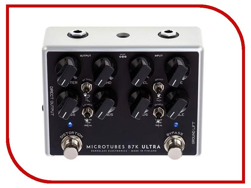 Педаль Darkglass Electronics Microtubes B7K Ultra