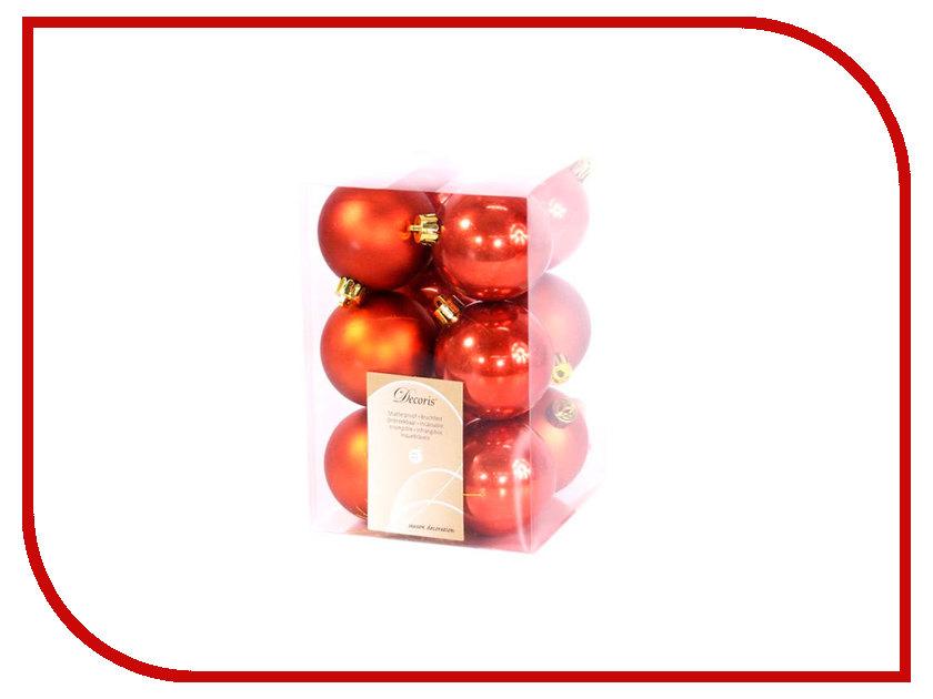 Украшение Kaemingk Набор шаров 12шт Terracotta 021983 набор для специй terracotta умбра