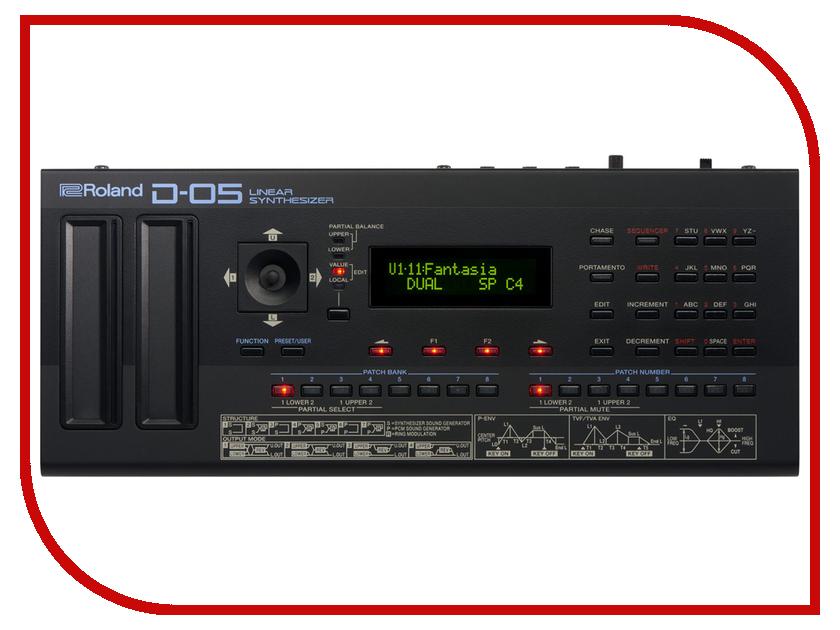 Синтезатор Roland D-05