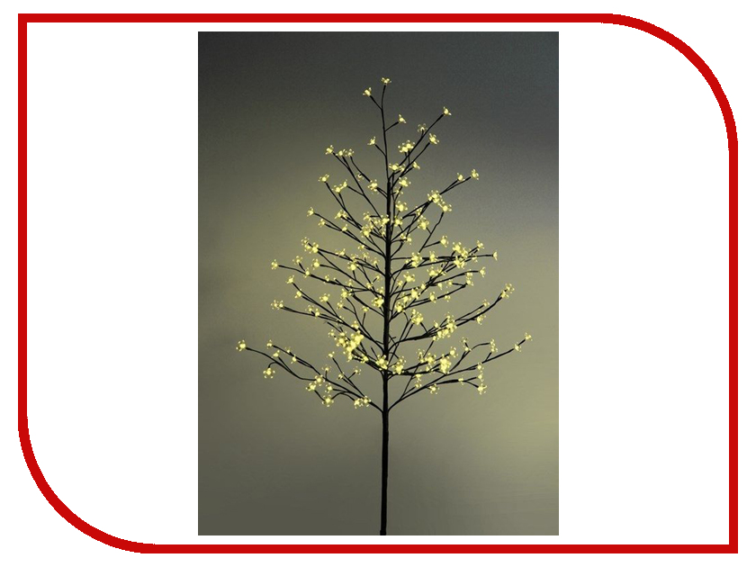 Светящееся украшение Neon-Night Дерево Сакура Brown 1.5m 120-LED Yellow 531-261
