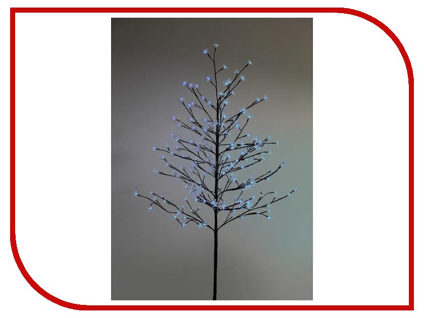 Светящееся украшение Neon-Night Дерево Сакура Brown 1.5m 120-LED Blue 531-263