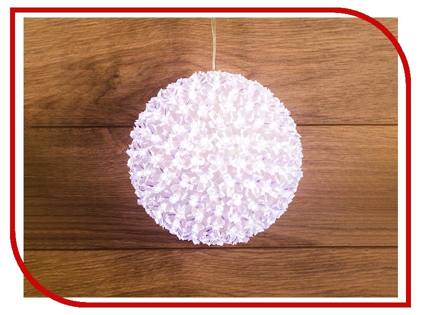 Светящееся украшение Neon-Night Фигура Шар 20cm 200-LED White 501-606 украшение для интерьера сверкающий шар