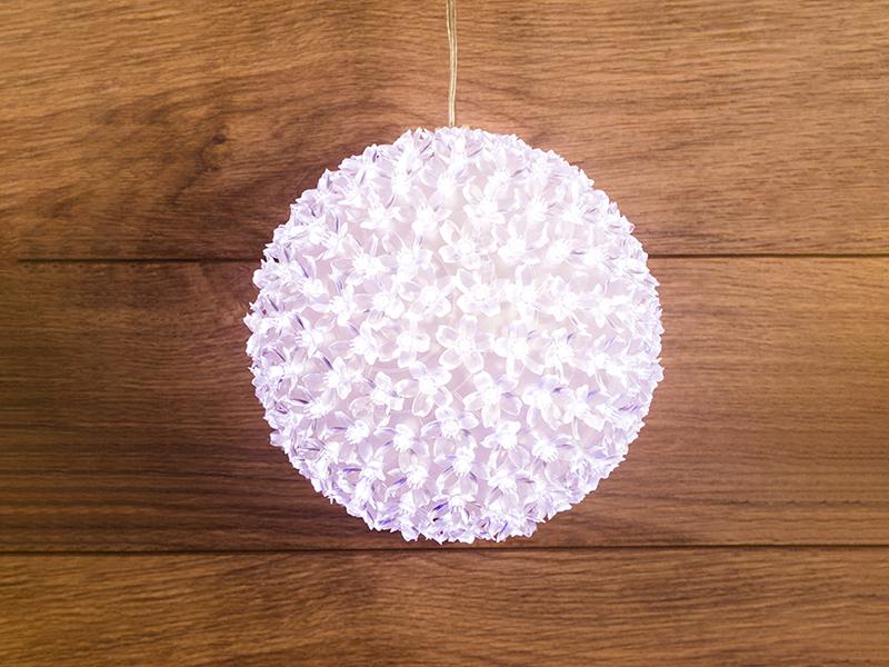 Светящееся украшение Neon-Night Фигура Шар 20cm 200-LED White 501-606