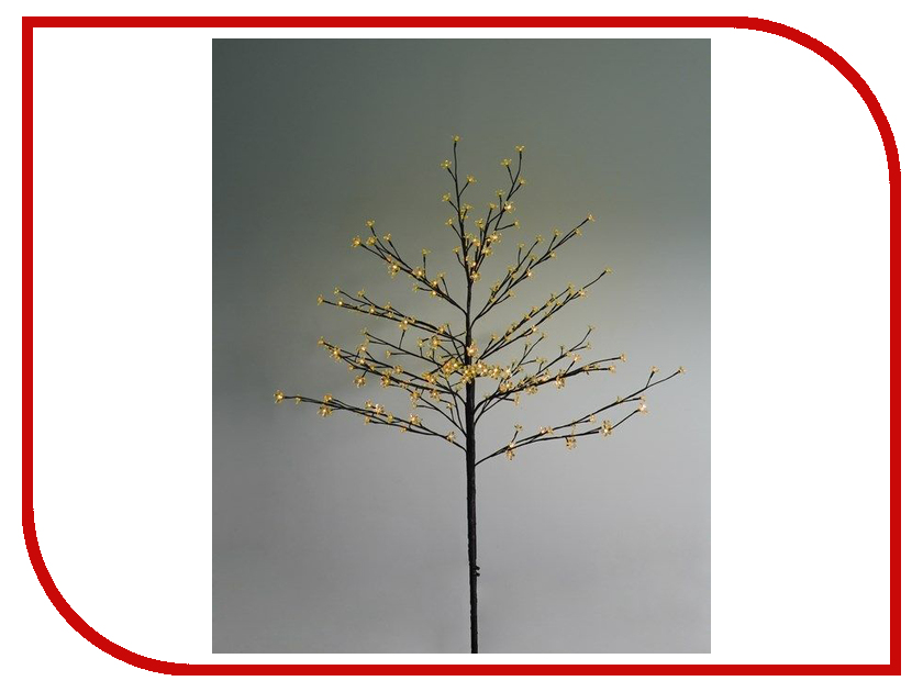 Светящееся украшение Neon-Night Дерево Сакура Brown 1.2m 80-LED Yellow 531-241