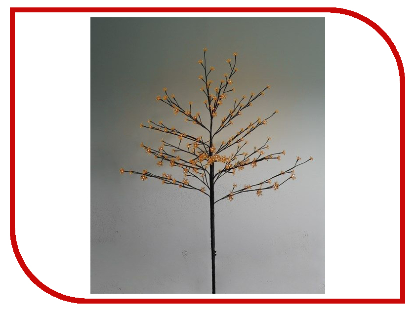 Светящееся украшение Neon-Night Дерево Сакура Brown 1.2m 80-LED Warm White 531-247
