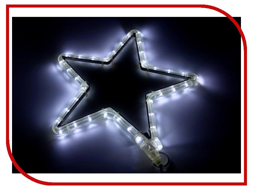 Светящееся украшение Neon-Night Фигура Звездочка LED 30x28cm White 501-211-1 1 3 ccd water resistant surveillance security camera w 24 led ir night vision white