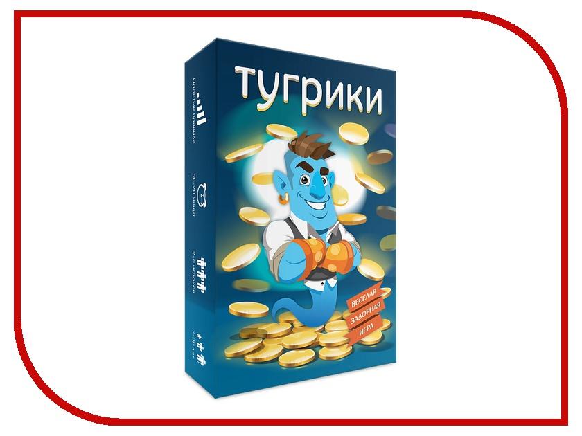 Настольная игра DoJoy Тугрики DJ-BG06