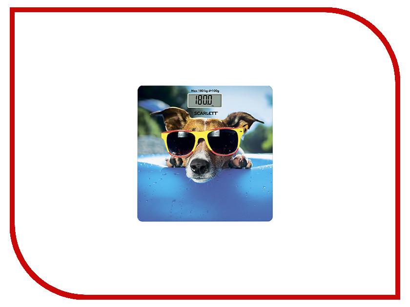 Весы напольные Scarlett SC-BS33E091 напольные весы scarlett sc bs33e075