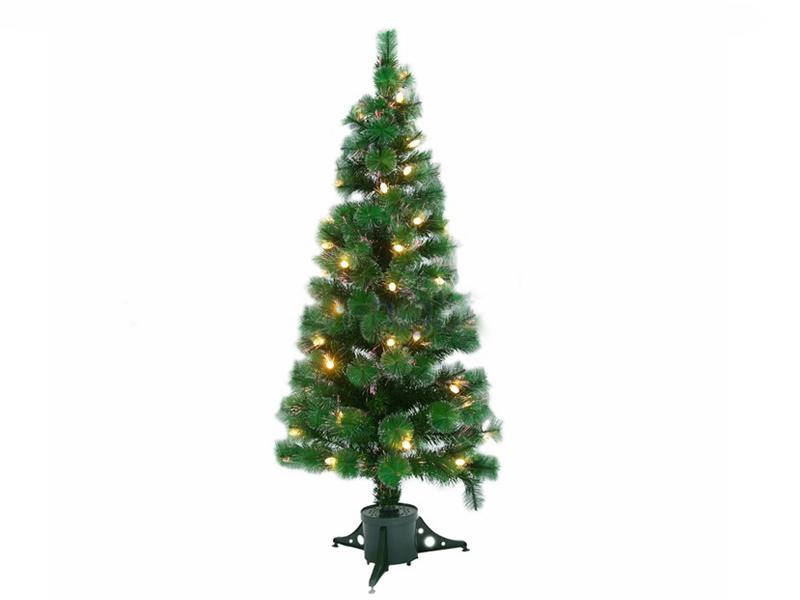 Ель с шишками Neon-Night 180cm Green LED Warm White 533-226