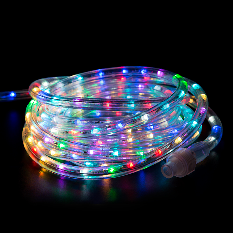 Гирлянда Neon-Night Дюралайт LED RGB 6m d-0.13cm 36-LED/m 245-109