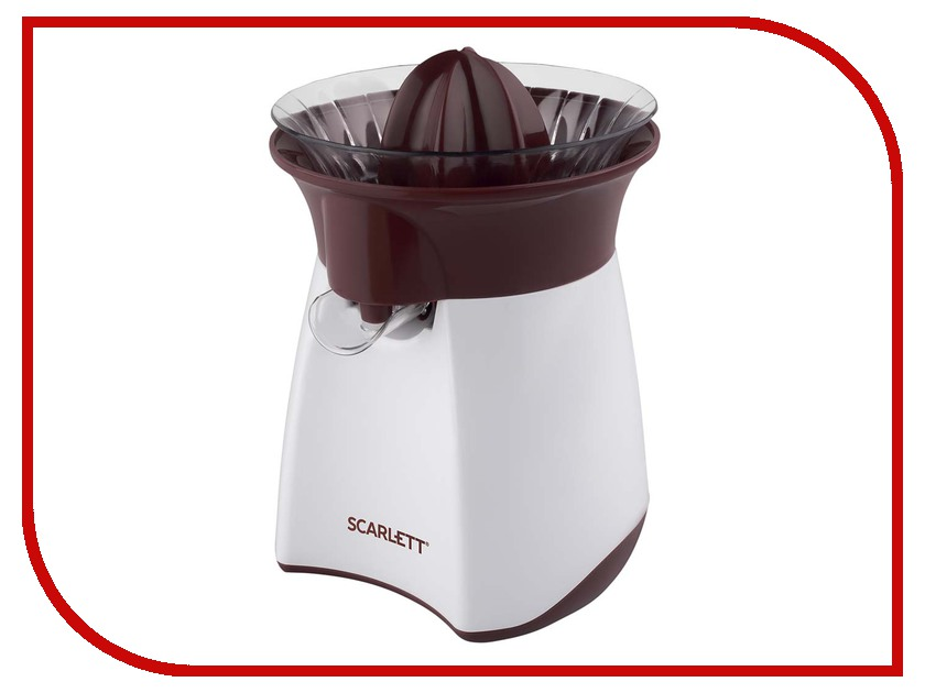 Соковыжималка Scarlett SC-JE50C07 соковыжималки электрические scarlett соковыжималка scarlett sl je51s02 500w